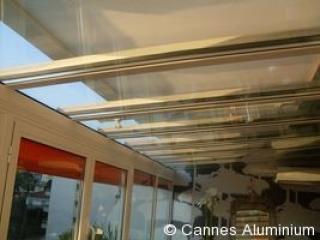 toiture en verre bld carnot au cannet