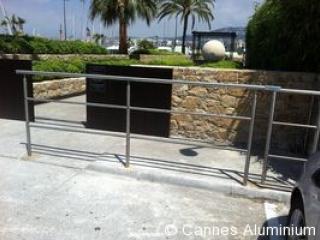 barriere inox