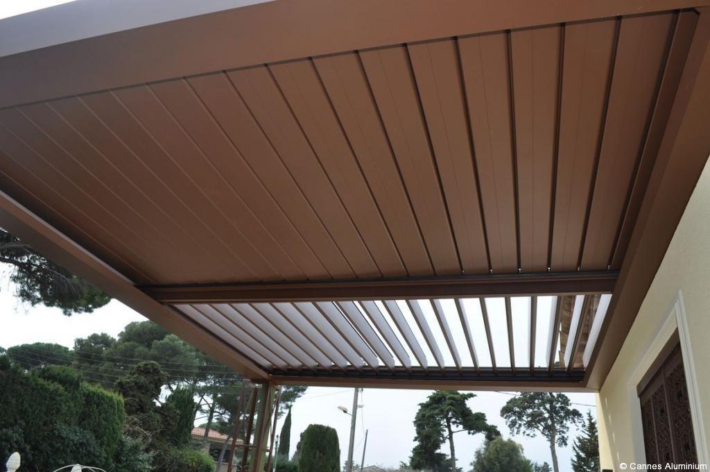 pergola bioclimatique toit plat cannes 06 grasse mandelieu. Black Bedroom Furniture Sets. Home Design Ideas